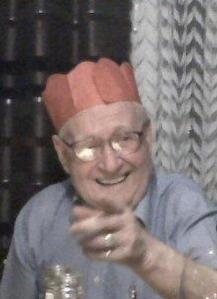 My dad - Christmas 2009
